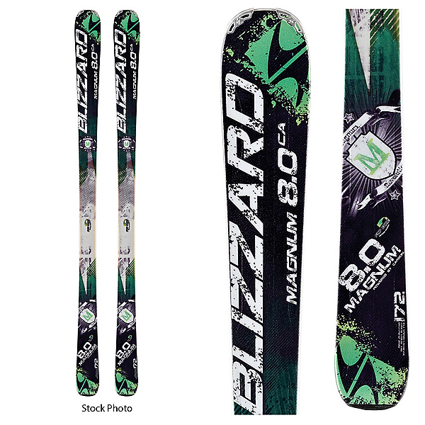 Used Blizzard Magnum 8.0 CA DEMO Skis, , 600