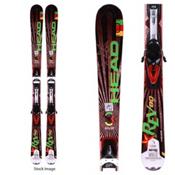 Used Head Rev 80 DEMO Skis, , medium