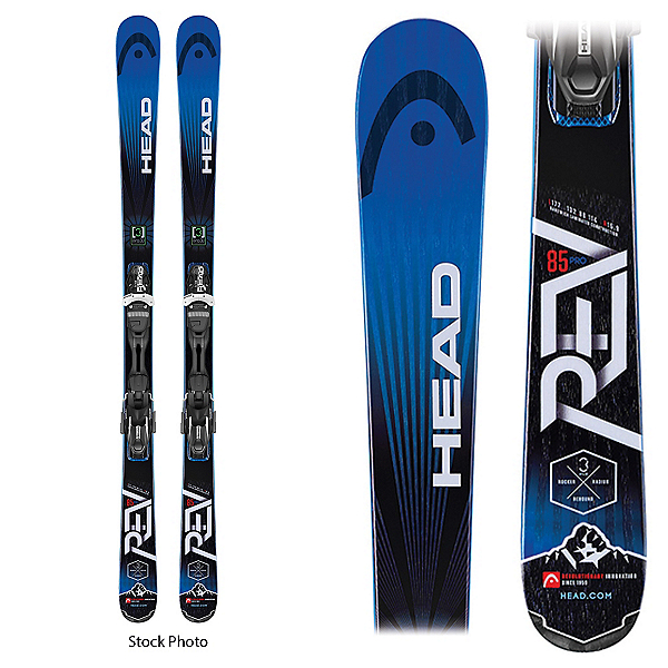Used Head Rev 85 Pro DEMO Skis, , 600