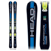 Used Head Supershape Titan DEMO Skis, , medium