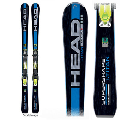 Used Head Supershape Titan DEMO Skis, , viewer