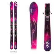 Used K2 SuperFree DEMO Skis, , medium