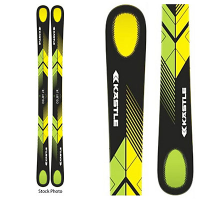 Used Kastle Colby Jr. DEMO Kids Skis, , viewer