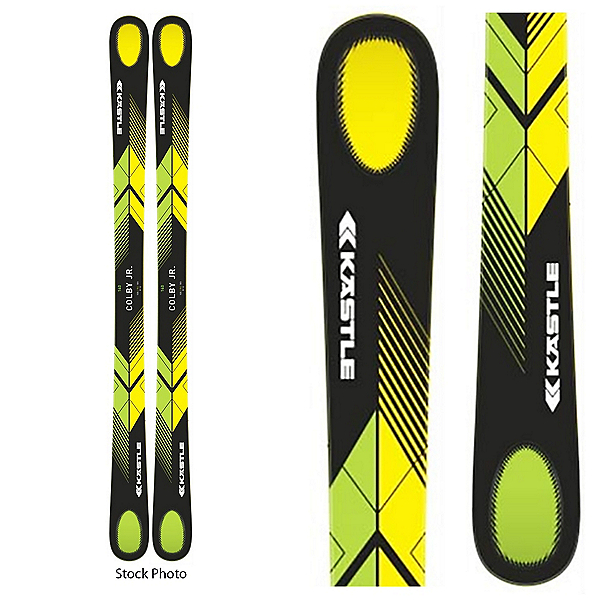 Used Kastle Colby Jr. DEMO Kids Skis, , 600