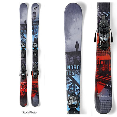 Used Nordica Ace Jr. DEMO Kids Skis, , viewer