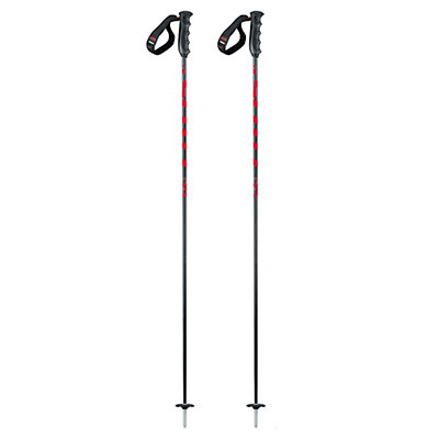 Scott Zeo 13 Ski Poles 2017, Black, viewer
