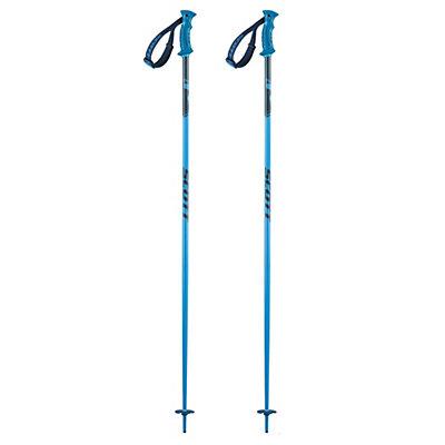 Scott 720 Ski Poles, Black, viewer