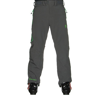 Scott Terrain Dryo Mens Ski Pants, Dark Grey, viewer