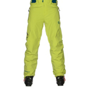 Scott Terrain Dryo Mens Ski Pants, Chartreuse Yellow, medium