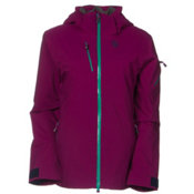 Scott Ultimate DRX Womens Insulated Ski Jacket, Magenta Purple, medium
