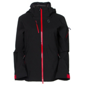 Scott Ultimate DRX Womens Insulated Ski Jacket, Black, medium