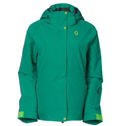 Scott Terrain Dryo Womens Insulated Ski Jacket, Kale Green, 256