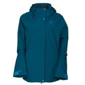 Scott Terrain Dryo Womens Insulated Ski Jacket, Ink Blue, medium