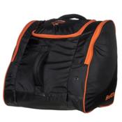 Sportube Freerider Ski Boot Bag, Black-Orange, medium