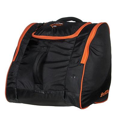 Sportube Freerider Ski Boot Bag, Black-Green, viewer
