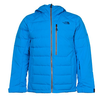 The North Face Point It Down Hybrid Mens Insulated Ski Jacket, Blue Aster, viewer