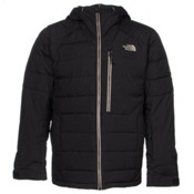 The North Face Point It Down Hybrid Mens Insulated Ski Jacket, Black, medium