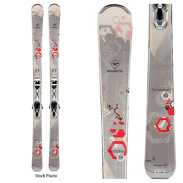 Used Rossignol Temptation 84 DEMO Skis, , 600