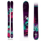 Used Salomon Q-88 Lux DEMO Skis, , medium