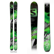 Used Salomon Q-90 DEMO Skis, , medium