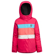 Orage Sultra Girls Ski Jacket, Rosa, medium