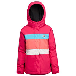 Orage Sultra Girls Ski Jacket, Rosa, 256