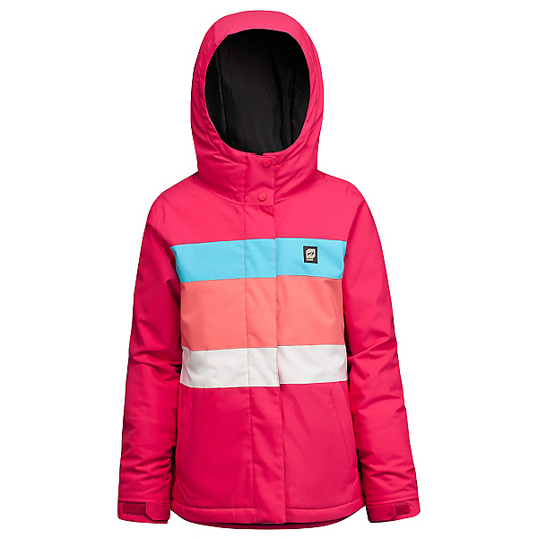 Orage Sultra Girls Ski Jacket, Rosa, 600