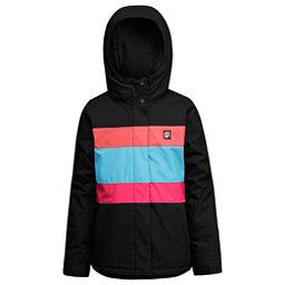 Orage Sultra Girls Ski Jacket, Black, 256