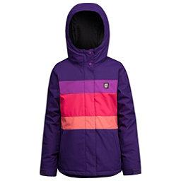 Orage Sultra Girls Ski Jacket, Iris, 256