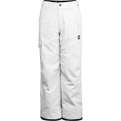 Orage Alex Girls Ski Pants, White, medium