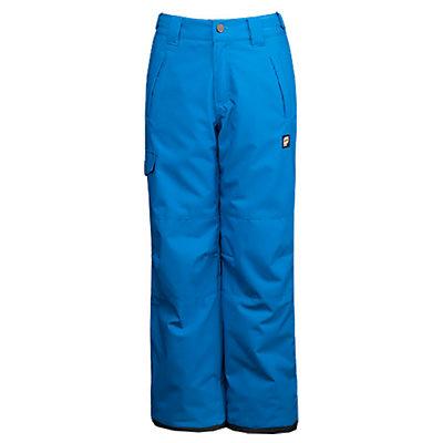 Orage Alex Boys Kids Ski Pants, Emperor Blue, viewer