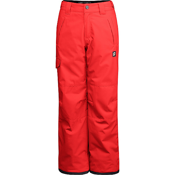 Orage Alex Boys Kids Ski Pants, Fire Red, 600