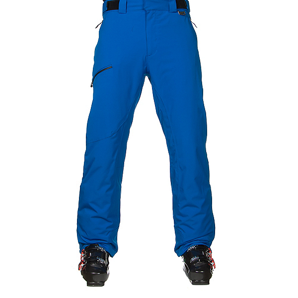 Karbon Silver Pant Trim Mens Ski Pants, , 600