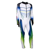 Karbon Pinnacle GS Suit, Arctic White-Lime-Navy, medium