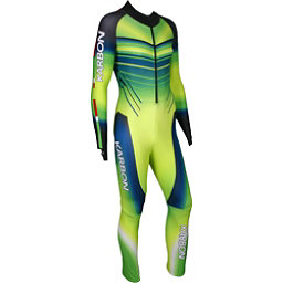 Karbon Pinnacle GS Suit, Electric Green-Neon Lime-Navy-, 256