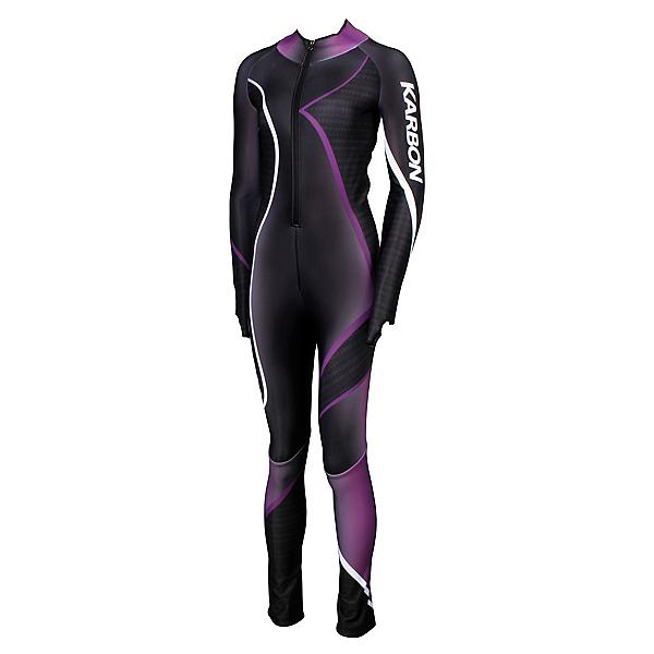 Karbon Athena GS Suit, Black-Amethyst-Amethyst-Arctic, 600