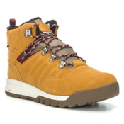 Salomon Utility TS CSWP Mens Boots, Rawhide Ltr-Shrew-Pinot Noir, medium