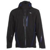 KJUS FRX Alpha Mens Insulated Ski Jacket, Black, medium