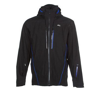 KJUS FRX Alpha Mens Insulated Ski Jacket, Black, viewer
