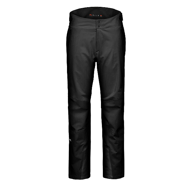 KJUS Formula Pro Long Mens Ski Pants, Black, 600
