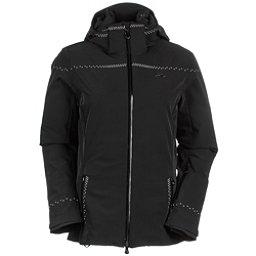 KJUS Light Speed Womens Insulated Ski Jacket, Black, 256