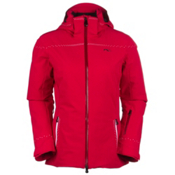 KJUS Light Speed Womens Insulated Ski Jacket, Purpur Red, medium