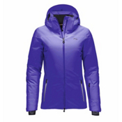 KJUS Light Speed Womens Insulated Ski Jacket, Lotus Blue, medium