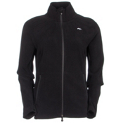 KJUS Bay Jacket Womens Mid Layer, Black, medium