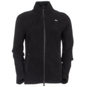 KJUS Bay Jacket Womens Mid Layer, Black, medium