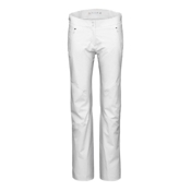 KJUS Formula Womens Ski Pants, White, medium