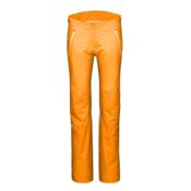 KJUS Formula Womens Ski Pants, Orange Pepper, medium
