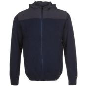 KJUS Vail Jacket Mens Mid Layer, Atlanta Blue, medium