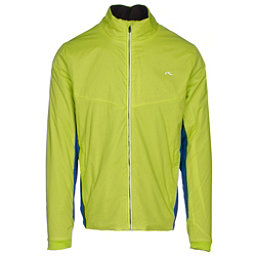 KJUS FRX 3D Map Mens Jacket, Wasabi-Alaska Blue, 256