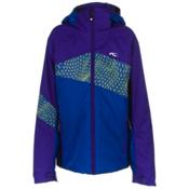 KJUS Digital Boys Ski Jacket, Alaska-Rollerbird, medium